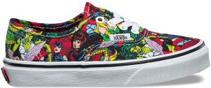 Vans  Authentic Marvel Avengers (PS) Multi/True White (VA38H3U41)
