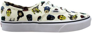 Vans  Authentic Marvel Marvel Heads Marvel Heads/Multi (VN0A38EMRNU)