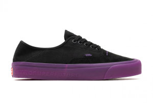 Vans  Authentic Retrosuperfuture Black Black/Purple (VN0A3DPBTF4)