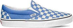 Vans  Classic Slip-On Checkerboard Ultramarine Checkerboard/Ultramarine (VN0A4BV3TB6)