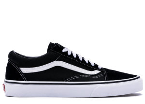 Vans  Old Skool Black White Black/True White (VN000D3HY28)