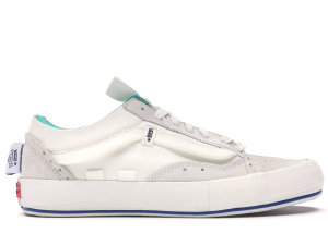 Vans  Old Skool Cap Deconstructed Marshmallow Marshmallow/True White (VN0A45K1VRW)