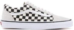 Vans  Old Skool Checkerboard White/Black (VN0A38G127K)