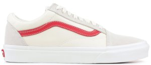 Vans  Old Skool Cream Red Vintage White/Rococo Red (VN0A38G1R1T)