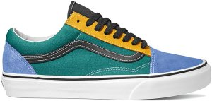 Vans  Old Skool Mix and Match Cadmium Yellow/Tidepool (VN0A4BV5TGN)
