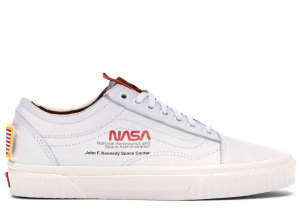 Vans  Old Skool NASA Space Voyager True White True White (VN0A38G1UP9/VN0A38G1UP91 (EU))