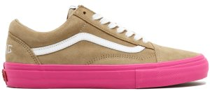 Vans  Old Skool Pro S Golf Wang Wheat Pink Wheat/Pink (VN0QHMF5F)