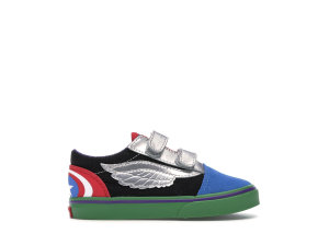 Vans  Old Skool Velcro Marvel What The Avengers (TD) Multi-Color/Multi-Color (VA344KU3V)