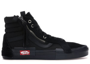 Vans  Sk8-Hi Cap Triple Black Black/White (VN0A3WM1276)