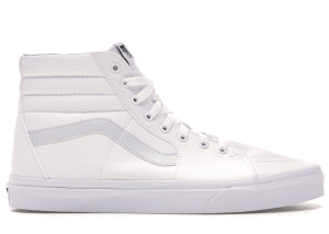 Vans  Sk8-Hi True White Leather True White/True White (VN000D5IW00)