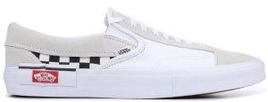 Vans  Slip-On Cap Checkerboard True White/Black (VN0A3WM527I)