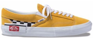 Vans  Slip-On Cap Checkerboard Yolk Yellow Yolk Yellow/True White (VN0A3WM5VLY)