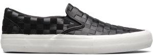 Vans  Slip-On Engineered Garments Checkerboard Black/Emboss (VN0A38FJT5U)