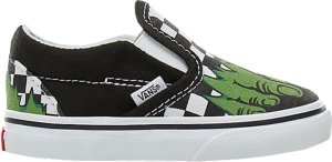 Vans  Slip-On Marvel Hulk (TD) Checkerboard (V00EX8U44/VN0A32QIU44)