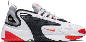 Shoes NIKE Zoom 2K AO0354 101 SailWhiteBlack Sneakers