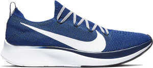 Nike  Zoom Fly Flyknit Deep Royal Deep Royal Blue Void White (AR4561-400)