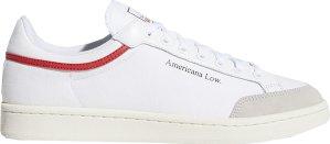 adidas  Americana Low Cloud White Glory Red Cloud White/Glory Red/Chalk White (EF6385)