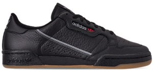 adidas  Continental 80 Black Gum Core Black/Grey Three/Gum (BD7797)