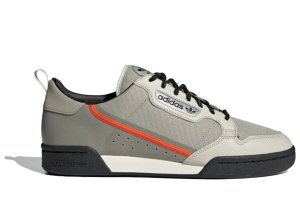 adidas  Continental 80 Sesame Sesame/Orange/Raw White (EE6669)