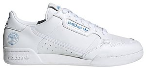 adidas  Continental 80 World Famous For Quality Footwear White/Footwear White/Bluebird (FV3743)