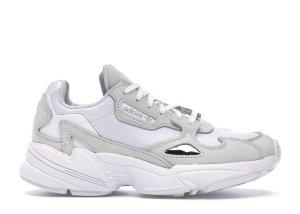 adidas  Falcon Triple White (W) Cloud White/Cloud White/Crystal White (B28128)