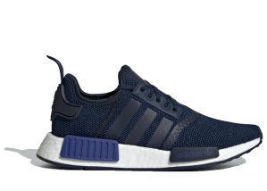 adidas  NMD R1 Active Blue (GS) Collegiate Navy/Collegiate Navy/Active Blue (EE6675)