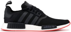 adidas  NMD R1 Core Black Trace Scarlet Core Black/Carbon/Trace Scarlet (CQ2413)