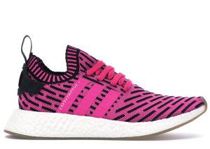 adidas  NMD R2 Japan Shock Pink Shock Pink/Shock Pink/Core Black (BY9697)