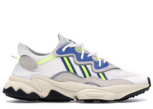 adidas  Ozweego Cloud White Solar Yellow Cloud White/Grey One/Solar Yellow (EE7009)