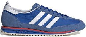 adidas  SL 72 Blue White Red Blue/Cloud White/Hi-Res Red (EG6849)