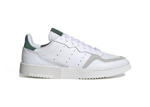 adidas  Supercourt Cloud White Green Cloud White/Cloud White/Collegiate Green (EF5884)