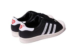 adidas  Superstar Human Made Black White Black/White/Chalk White (FY0729)