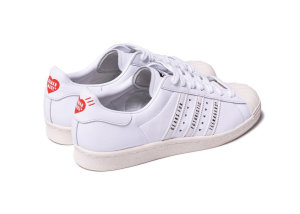 adidas  Superstar Human Made White White/Chalk White/Chalk White (FY0730)