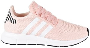 adidas  Swift Run Icey Pink Cloud White (W) Icey Pink/Cloud White/Core Black (B37681)