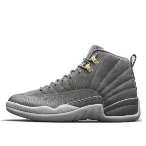 Air Jordan Nike AJ XII 12 Retro 'Dark Grey' (2017) (130690-005)